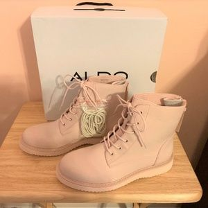 NIB - Aldo Frilawia Lace-Up Boot - Size 7.5